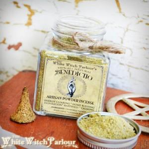 benedictio incense 2