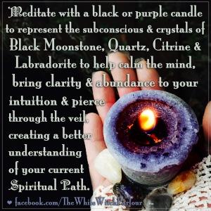 spiritual path spell