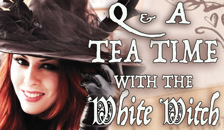 Q & A TEA TIME VIDEO PROMO PHOTO